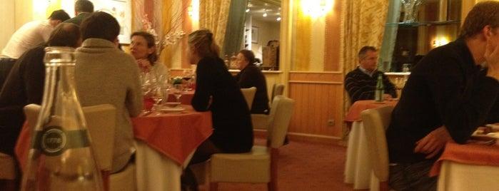 Auberge de L'Harmonie is one of Tous au restaurant 2012 - du 17 au 23/09.