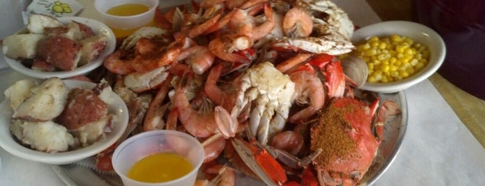Eau Gallie River Crab House is one of Florida.