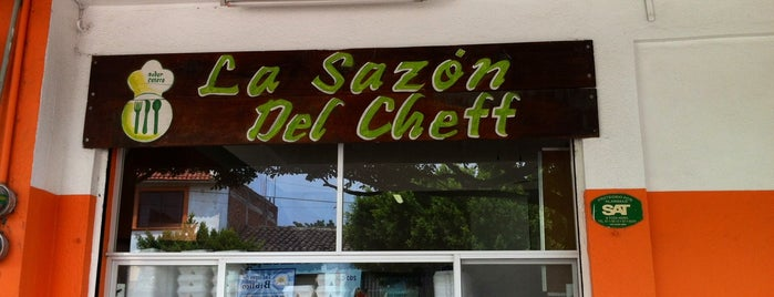 El sazón del chef is one of Veronica 님이 좋아한 장소.
