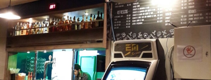 Echos Studio Bar is one of Francielle 님이 저장한 장소.