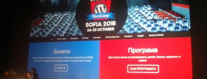 WordCamp Sofia 2015 is one of Posti che sono piaciuti a Vesselin.