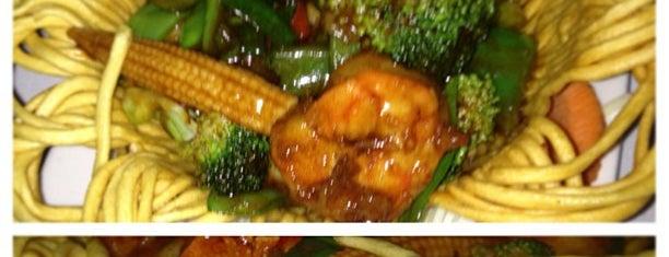 CinCin Restaurant is one of Posti che sono piaciuti a James.