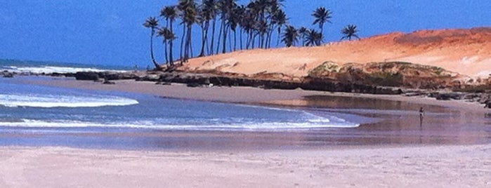 Praia de Lagoinha is one of Ana 님이 좋아한 장소.