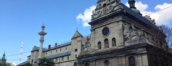 Бернардинський монастир / Bernardine Church is one of Львов.