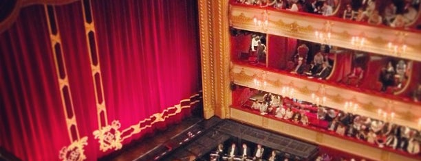 Royal Opera House is one of London, UK (attractions).