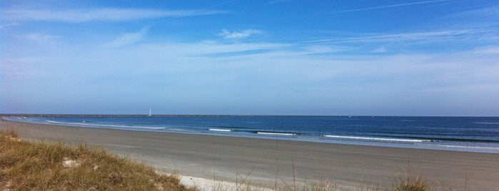 Mayport Ns Beach is one of สถานที่ที่ Pamela ถูกใจ.