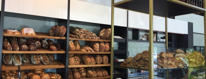 Brasserie Bread is one of SYD.