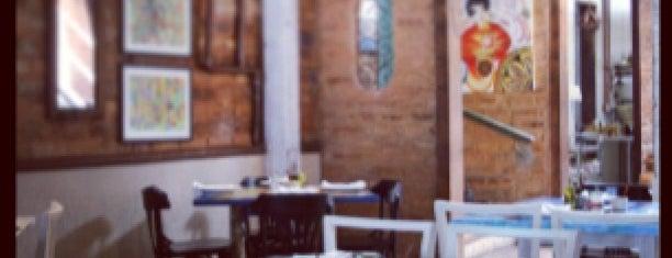 Casa de Tereza is one of Associação dos Restaurantes da Boa Lembrança.