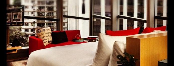 Hotel Indigo Hong Kong Island is one of Hongkong.
