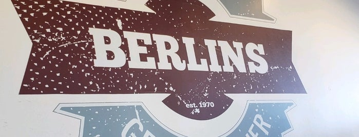 BERLINS is one of Justinさんの保存済みスポット.