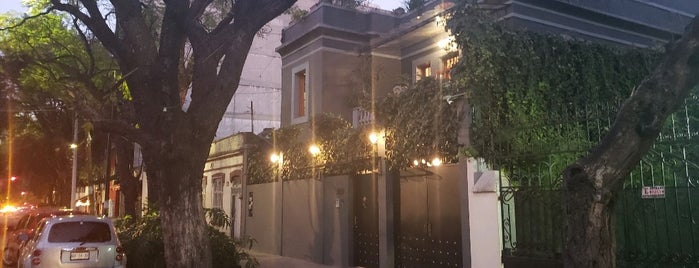 Hotel Ignacia is one of ROMA-CONDESA.