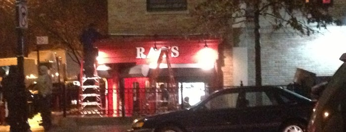 Rao's is one of Molto Bueno 10X (NY).