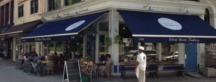 Silver Moon Bakery is one of HER CITY: A Guide to NYC's Women-Owned Businesses.