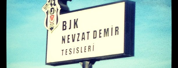 BJK Nevzat Demir Tesisleri is one of Top favorites.