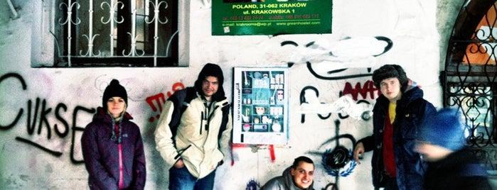 Green Hostel is one of Orte, die Ubik gefallen.