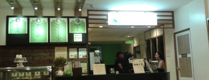 Moonleaf Tea Shop is one of Ronan : понравившиеся места.