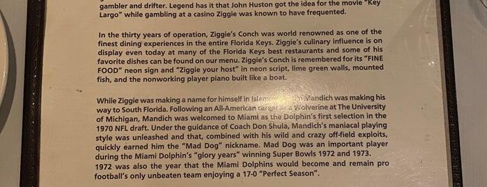 Ziggie & Mad Dog's is one of Key West.