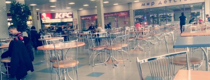 McDonald's is one of Marina: сохраненные места.