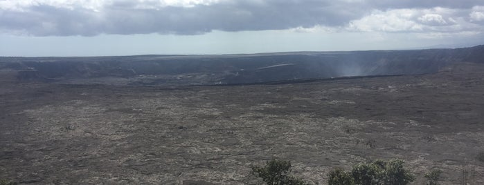 Hawaii Volcanoes National Park is one of 🏝 The Big Island 🏝.