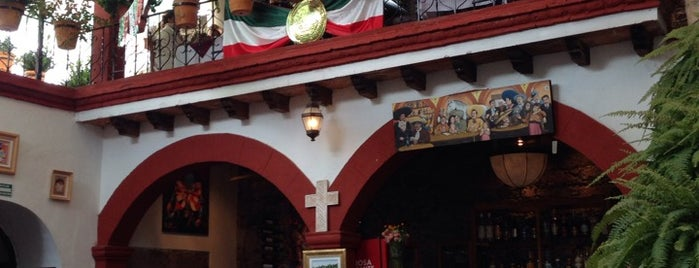 La Cocina is one of San Miguel de Allende.