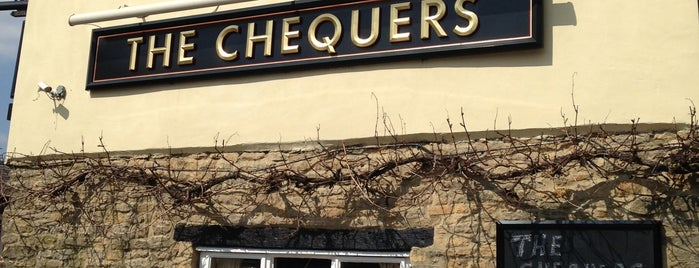 Chequers Inn is one of Locais curtidos por Carl.