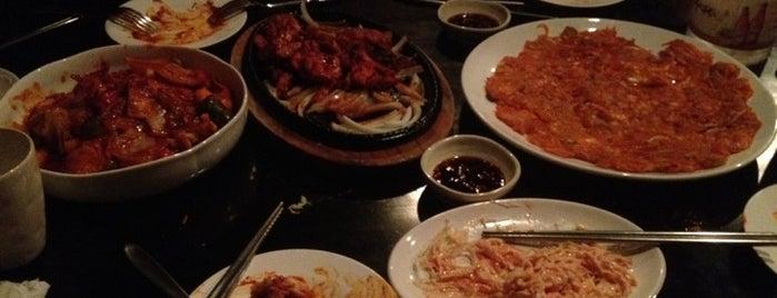 Korean Restaurant Do Ya Ji is one of Food.
