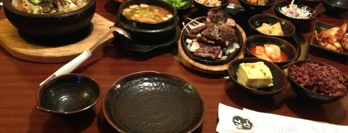 Ssam Korean Grill & Shabu Shabu is one of Tastes of Korea.