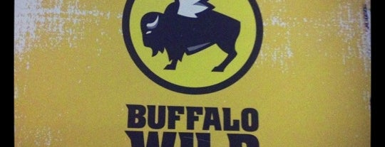 Buffalo Wild Wings is one of Jon's Liked Places.