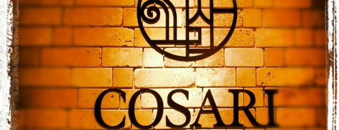 cosari is one of Topics for Restaurant & Bar ⑤.