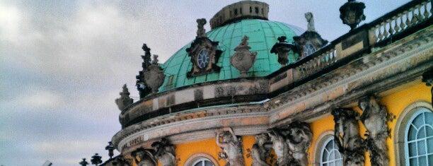 Schloss Sanssouci is one of Deutschland | Sehenswürdigkeiten & mehr.