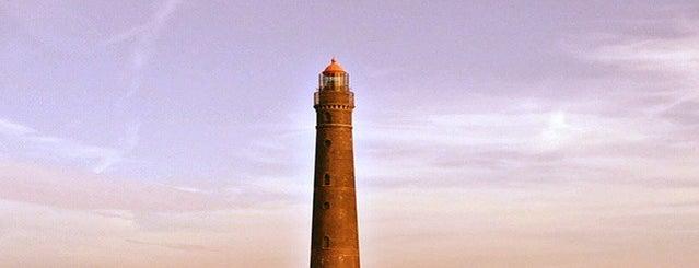 Neuer Leuchtturm is one of Leuchttürme.