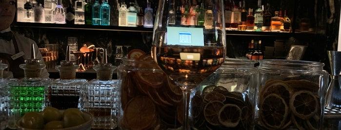 ginkgo sky bar is one of Madrid.