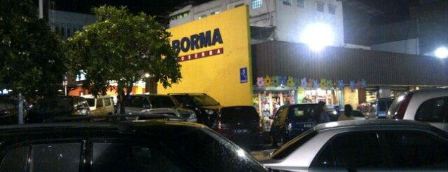 Borma Toserba is one of Lugares favoritos de Roes.