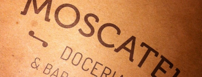 Moscatel Doceria e Bar de Açúcar is one of Lugares guardados de Cledson #timbetalab SDV.