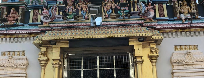Sri Mahamariamman Temple is one of Penang.