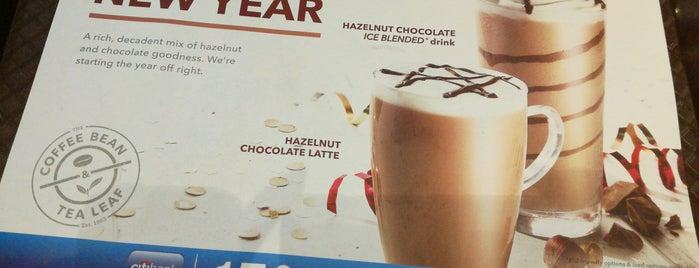 The Coffee Bean & Tea Leaf is one of Charlie'nin Beğendiği Mekanlar.