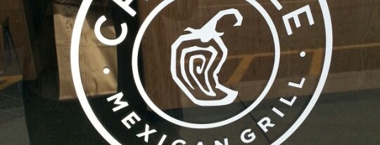 Chipotle Mexican Grill is one of Lugares favoritos de For Eva.