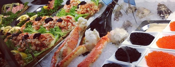 Seafood Bar is one of Been there, done that!.