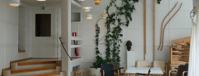 Studio Aalto is one of Helsinki 2019.