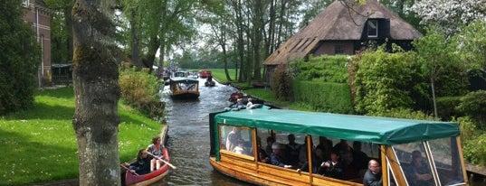 Rondvaart giethoorn is one of Amsterdam.
