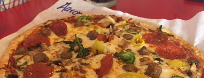 Hot Toppings Pizza is one of More Houston.