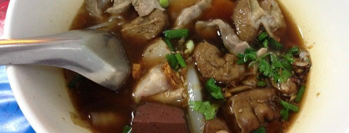 เฮียเคี้ยง ก๋วยจั๊บน้ำข้นสูตรยาจีน is one of Posti che sono piaciuti a Chida.Chinida.