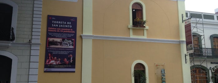 Torreta San Jacinto is one of สถานที่ที่บันทึกไว้ของ Alvaro Omar.