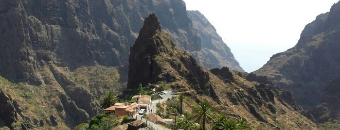 Masca is one of Islas Canarias: Tenerife.
