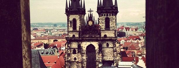 Kostel Matky Boží před Týnem is one of Прага.