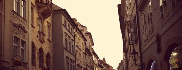 Celetná is one of Prague.