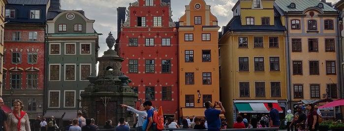 Grillska Huset is one of Done Things in Stockholm / Summer 2011.