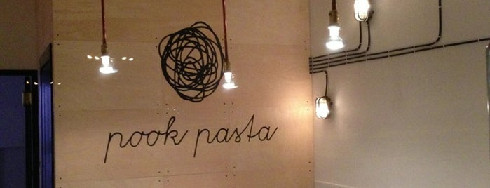 Pook Pasta is one of Hipster Places in Warsaw.