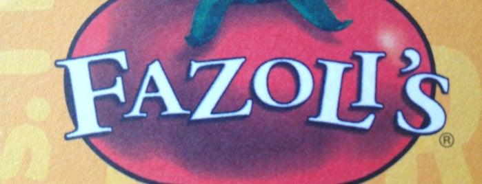 Fazoli's is one of Emily : понравившиеся места.
