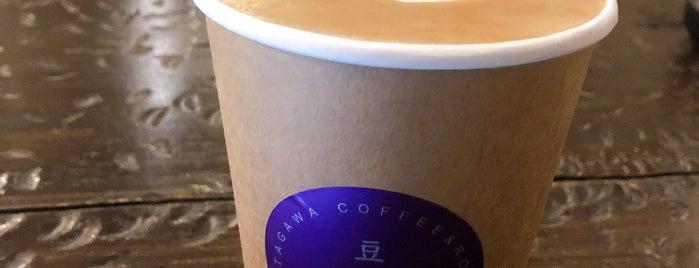 Akutagawa Coffee is one of Osaka.